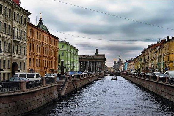 Санкт-Петербург (Автор: